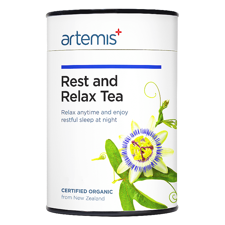 ARTEMIS Rest & Relax Tea 150g