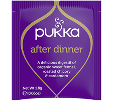 Pukka After Dinner Tea 20 Bag