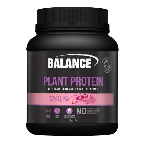 Balance Plant Protein Berry 500g