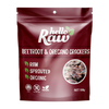 Natava Hello Raw Beetroot & Oregano Crackers 100g