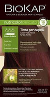 BioKap Delicato Hair Colour Rapid 6.66 Rubin Red