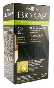 Biokap Delicato Hair Colour Rapid 1.0 Natural Black