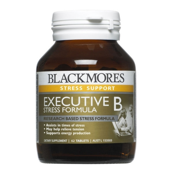Blackmores Executive B Stress 62 tablets