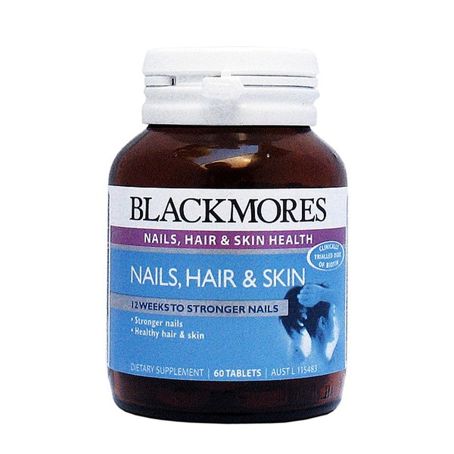 Blackmores Nails Hair Skin 60 tablets
