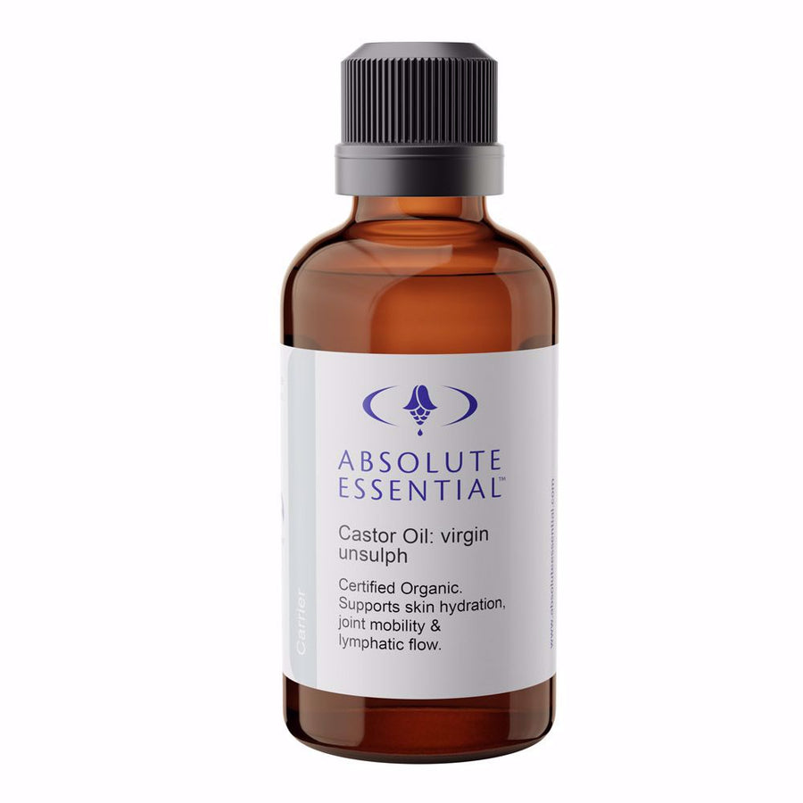 Absolute Essential Castor Oil Unsulfonated 50ml