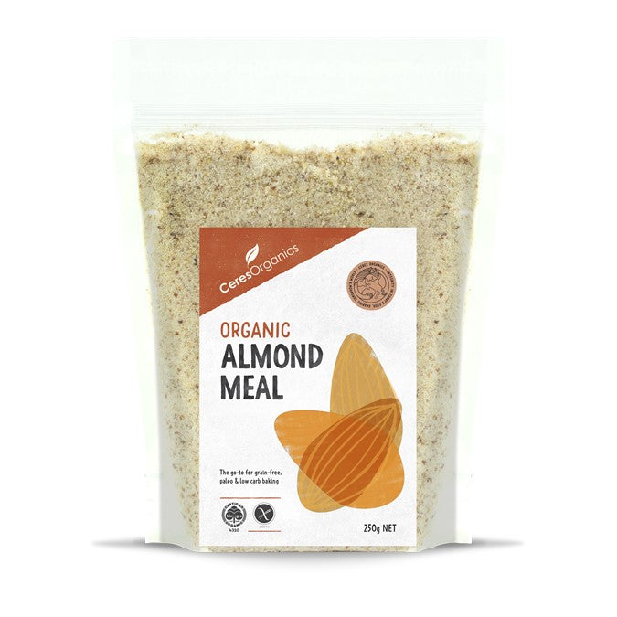 CERES Almond Meal 250g - Bio Gro Certified Organic