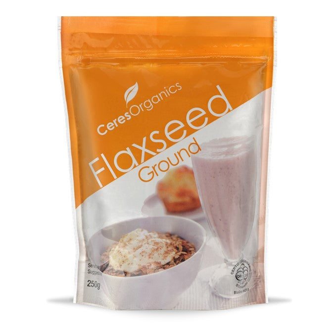 CERES  Flaxseed Ground 250g - Bio Organic
