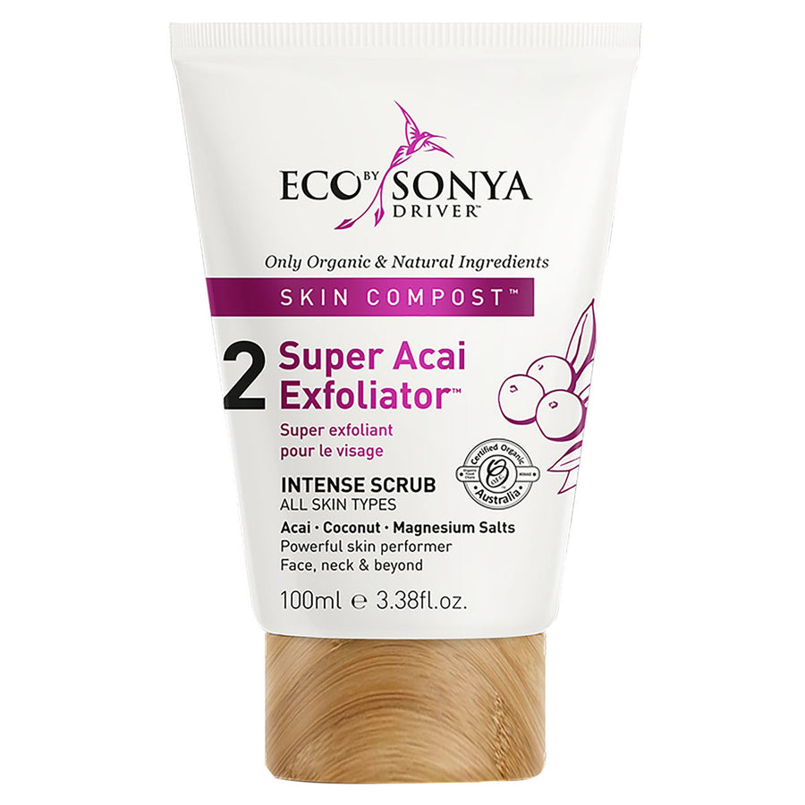 Eco Sonya Super Acai Exfoliator  100ml