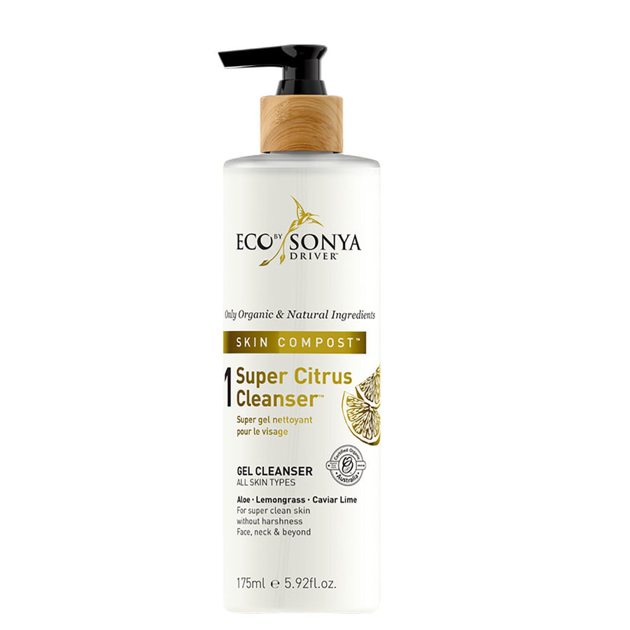 Eco Sonya Super Citrus Cleanser  175ml