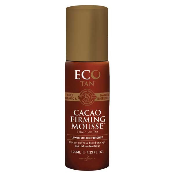 Eco Tan Cacao Firming Mousse 125ml