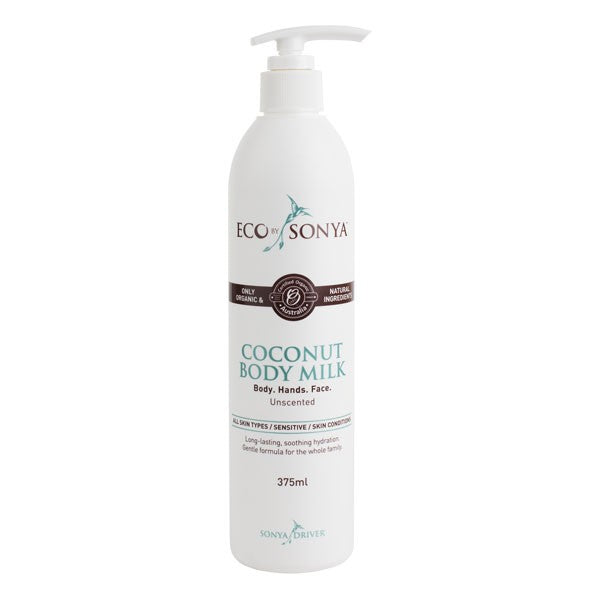 Eco Sonya Coconut Body Milk 375ml