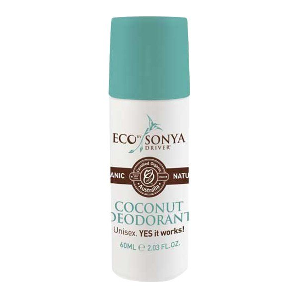 Eco Sonya Coconut Deod. R/O 60ml