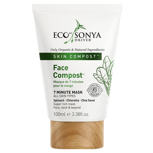 Eco Sonya Face Compost Mask 100ml