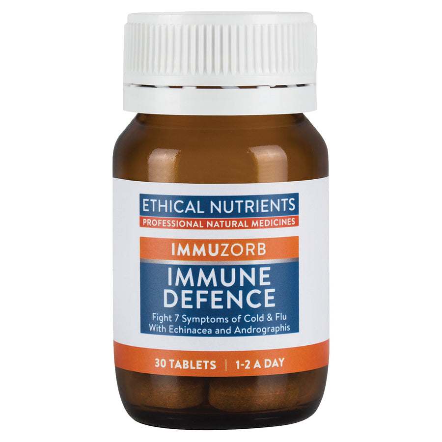 Ethical Nutrients Immune Defence 60 tablets - ImmuZorb