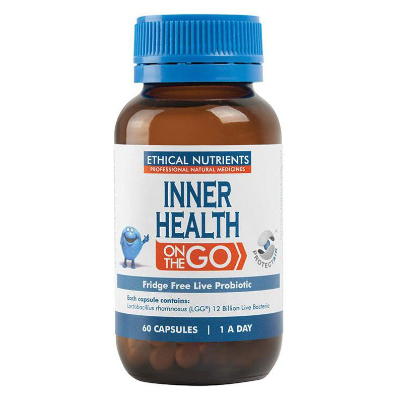 Ethical Nutrients Inner Health On the Go 60 capsules