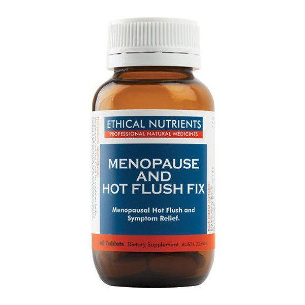 Ethical Nutrients Menopause & Hot Flush Fix 60 tablets