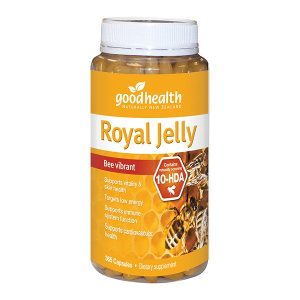 Good Health Royal Jelly 365 caps