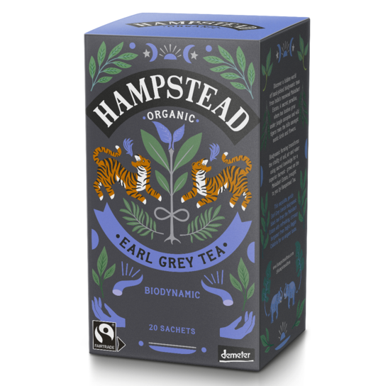 Hampstead Tea Earl Grey 20 bag