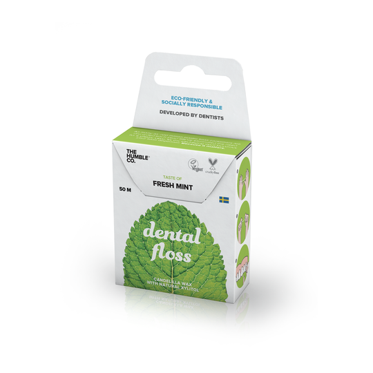 Humble Dental Floss Fresh Mint 50m