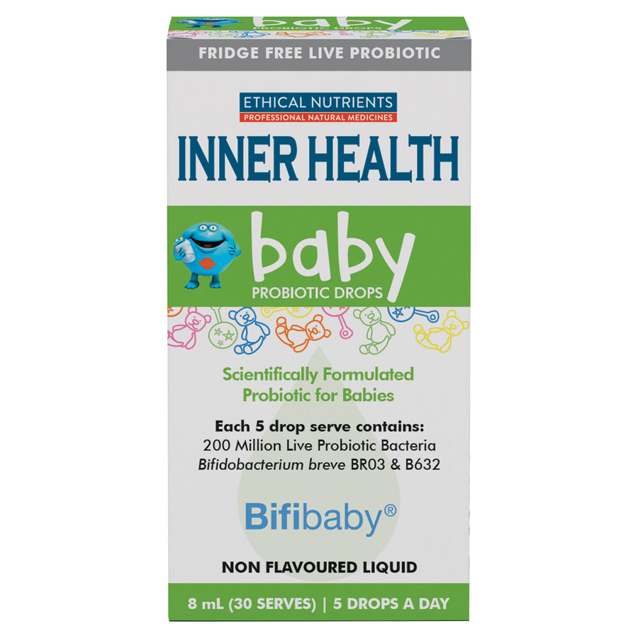 Ethical Nutrients Inner Health Baby 8ml