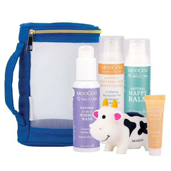MOOGOO Baby Travel Pack 1pk
