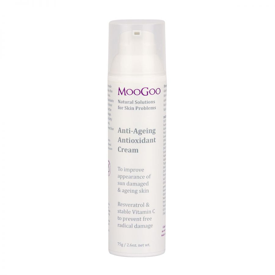 MOOGOO Anti-Age Face Cr SPF15 75g