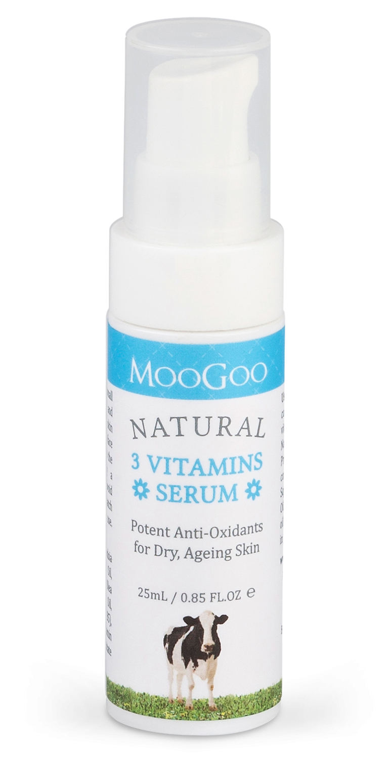 MOOGOO 3 Vitamins Serum 25ml