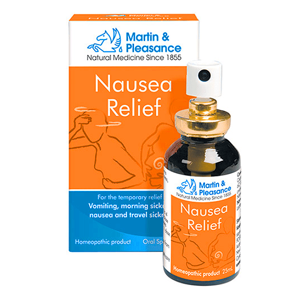 Martin & Pleasance  Nausea Relief Spray 25ml