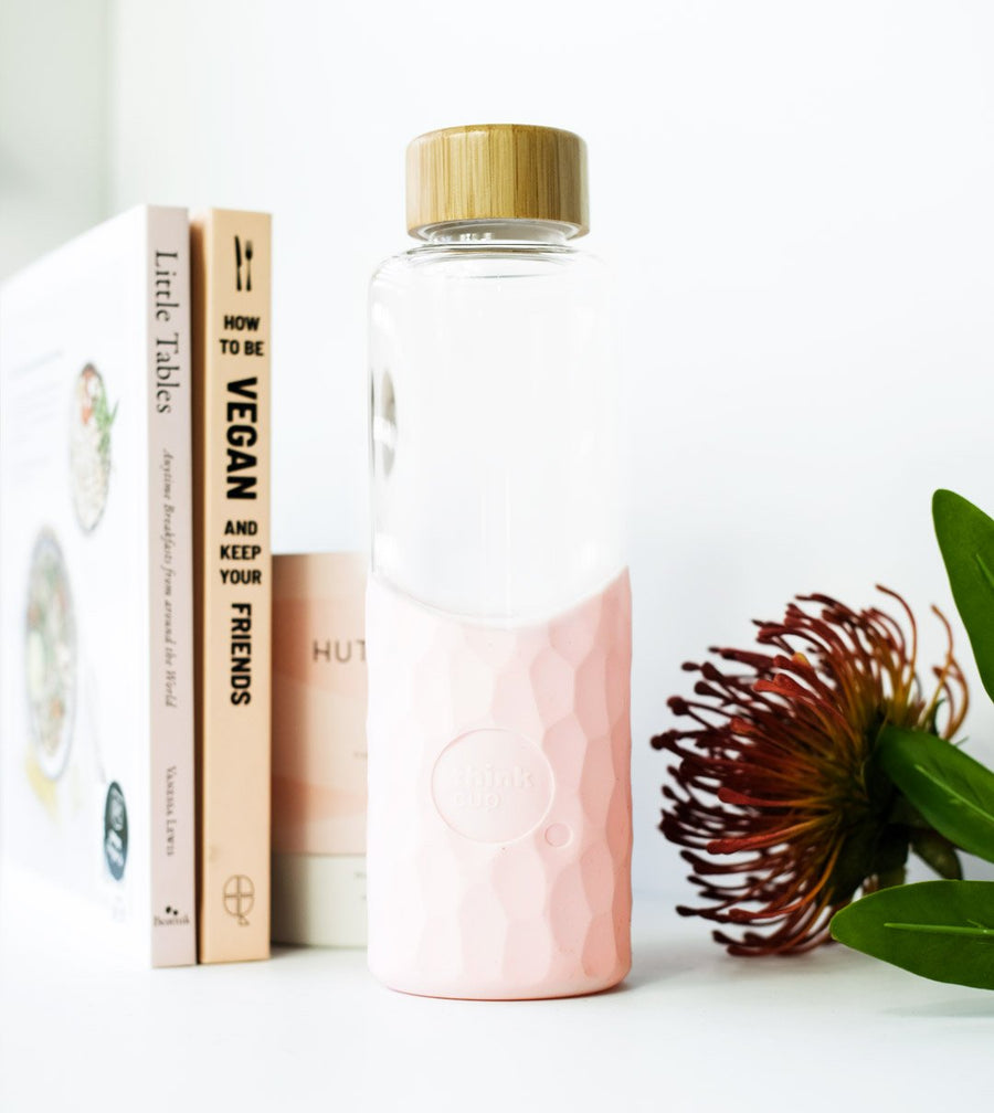 Think Bottle 500ml Blush