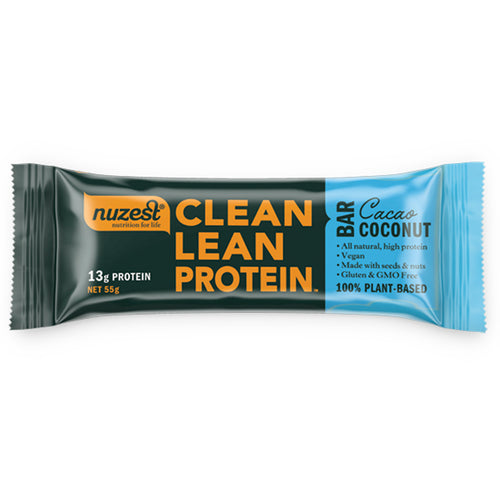 Clean Lean Protein Bars - Cacao coconut 55gm