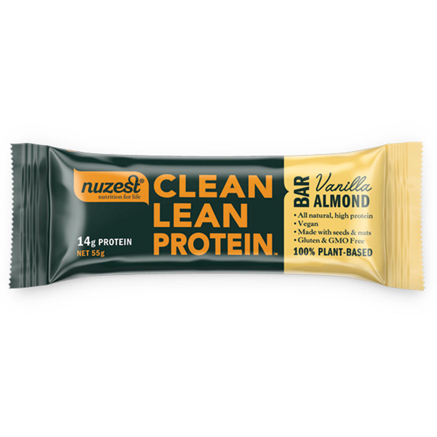 Clean Lean Protein Bars Vanilla almond