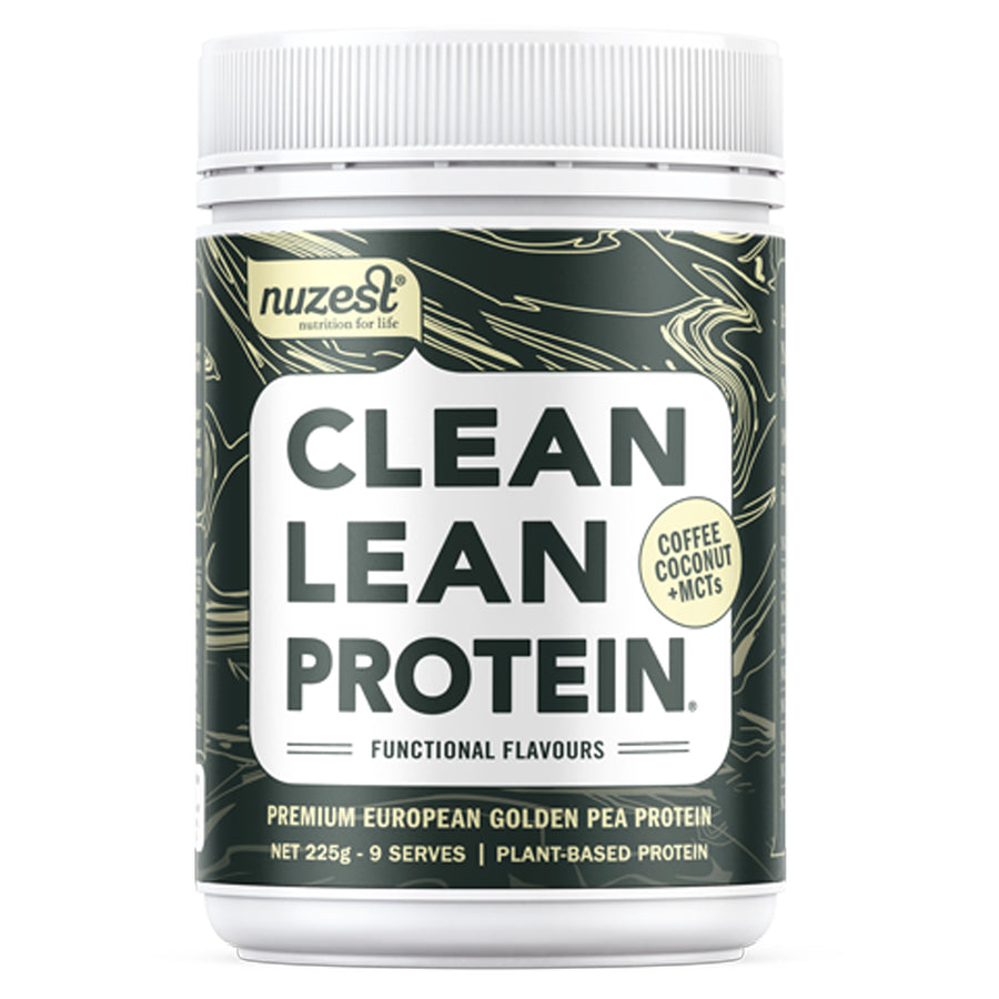 Clean Lean Protein Coffee Coconut & MCT 225g