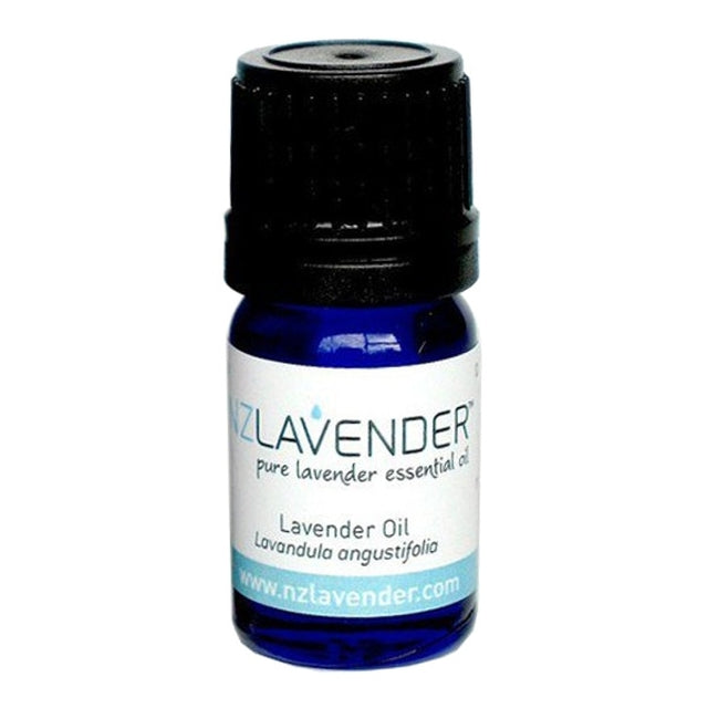 NZLAVENDER Pur Lavender Essential Oil 5ml