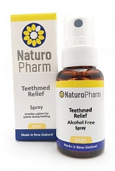 Naturo Pharm Child Teethmed Alcohol Free Spray 25ml