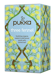 Pukka Three Fennel Tea 20 Bag