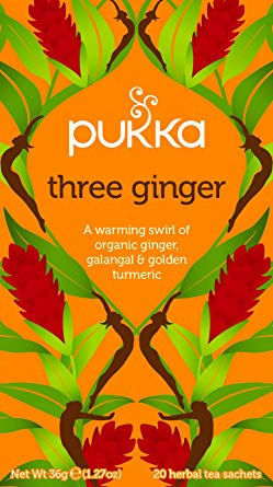 Pukka Three Ginger Tea 20 Bag