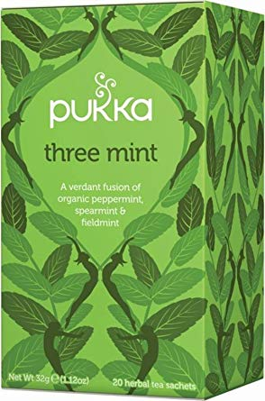Pukka Three Mint Tea 20 Bag