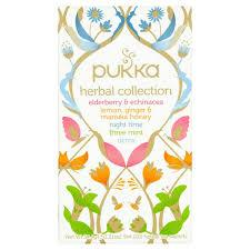 Pukka Herbal Collection Tea 20Bag