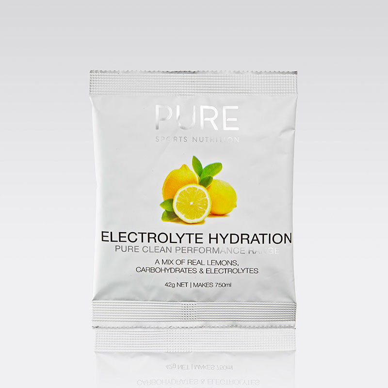 PURE Hyd. Drink Lemon 42g sach 25