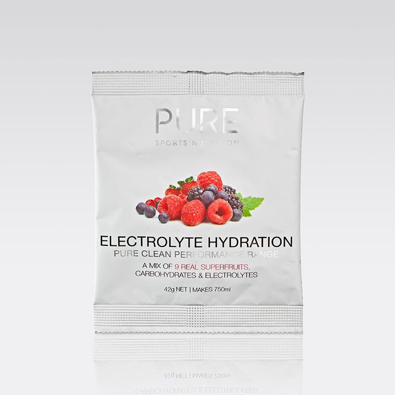 PURE Hyd. Drink S/Fruit 42g sach 25