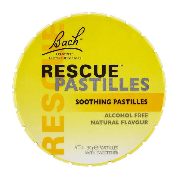 Rescue Remedy Pastilles Black Currant 50g