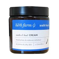 Herb Farm Soothe & Heal Cream 120ml