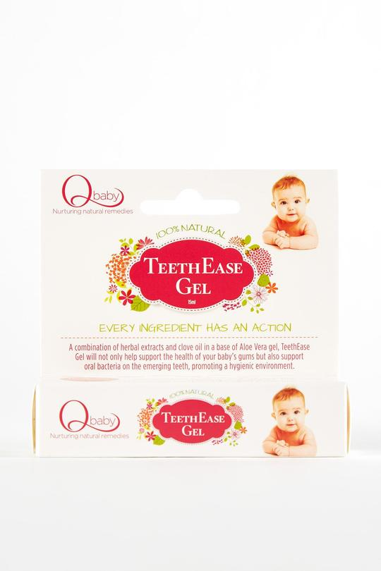 Q Baby Teeth Ease Gel 15ml
