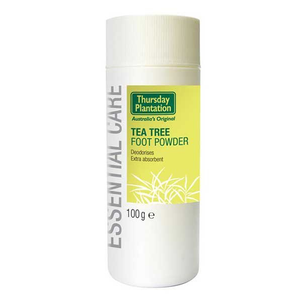 Thursday Plantation Foot Powder 100g