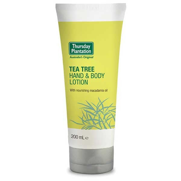 Thursday Plantation Tea Tree Hand & Body  Lotion 200ml