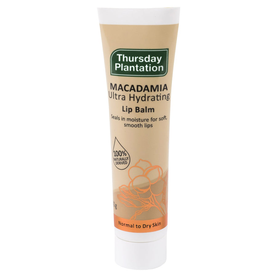 Thursday Plantation  Macadamia  Ultra Hydrating Lip Balm 30g