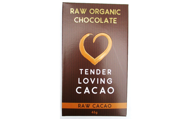 Tender Loving Chocolate raw cacao 45g