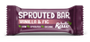 Natava Hello Raw Sprouted Bar Vanilla & Fig 45g