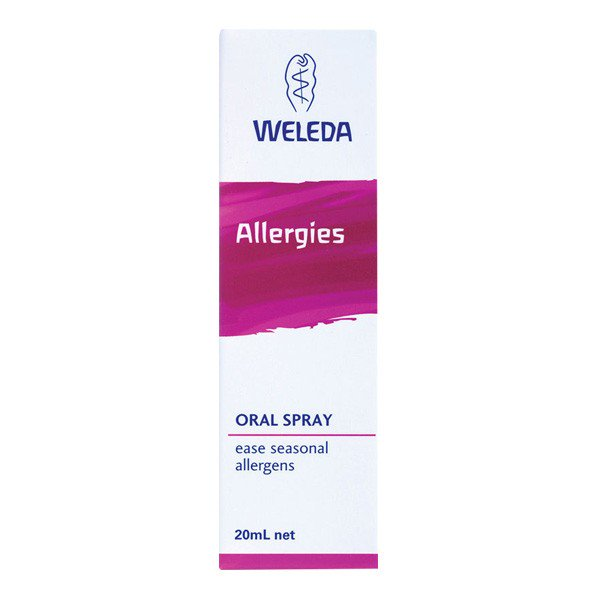 WELEDA Allergies Oral Spray 20ml