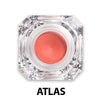 Zuii Lip & Cheek Creme Atlas 3.5g - Organic